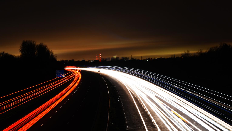 Noce na drodze